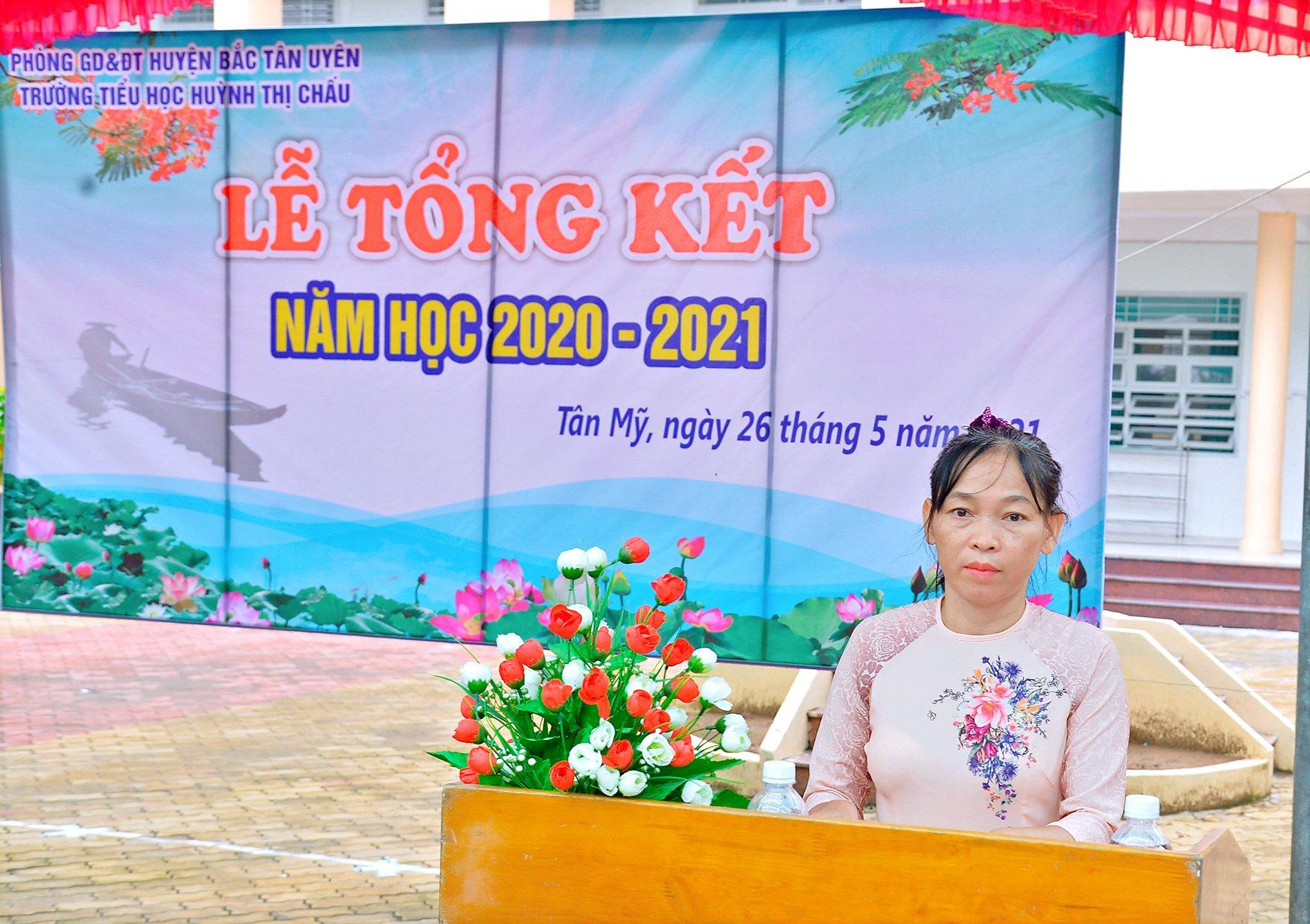 Lễ tổng kết năm học 2020-2021